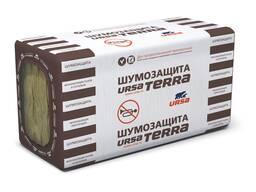 Утеплитель URSA TERRA 34 PN Шумозащита 1250x610x100