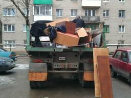 Утилизация Вывоз Бытового Строительного Мусора Солигорск