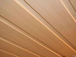 Вагонка, полок из ольхи и осины