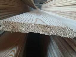 Вагонка штиль лиственница сиб. 17х120х2,1-6,0 м