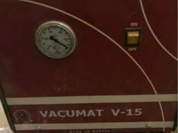 Вакуумный насос для мембранного прессования V-15