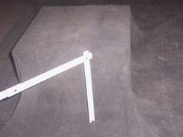 Вакуумный пресс для производства радиусных фасадов шпонирова