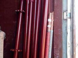 Вал молотильного барабана Case CF 80/Лида 1600