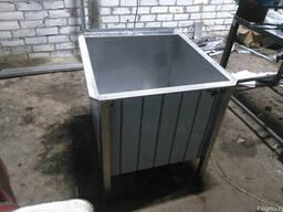 Ванна моечная (Ванна для дезинфекции из нержавеющей стали)