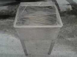 Ванны-мойки из нержавеющей стали AISI 304
