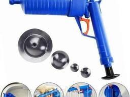 Вантуз насос для прочистки труб Air Drain Blaster