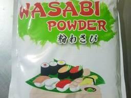 Васаби порошок (wasabi powder), 1 уп/1кг, Китай