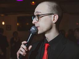 Ведущий тамада на свадьбу праздник Минск Слуцк Беларусь