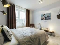 Великолепная 2 комнатная квартира в ЖК Каскад посуточно в Ми