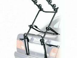 Велобагажник для авто на заднюю дверь Peruzzo Hi-Bike, для 3-х велосипедов