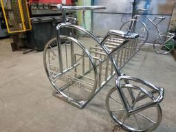 Велопарковки под заказ