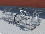 Велопарковки под заказ - фото 3