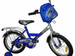 "Велосипед Amigo Pionero 14"" (от 3-х лет)"