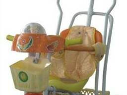 Велосипед детский Amatti A101-2, оранжевый