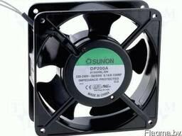 Вентилятор: AC; DP200A2123XBL.GN 230ВAC; 120x120x38мм