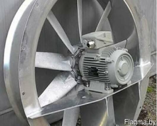 Вентилятор (немецкий ) для сушильных камер