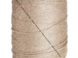 Веревка (шпагат) 5-ниточный из джута. Бобина 1,5кг.