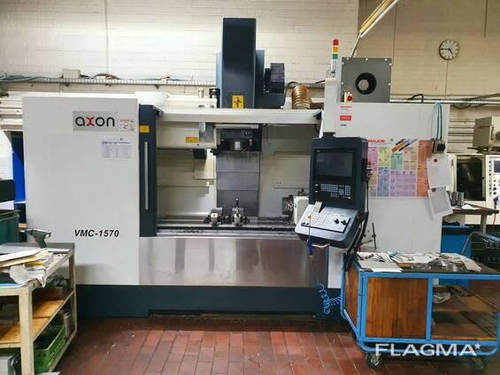 Вертикальный обрабатывающий центр AXON VMC 1750