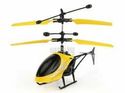 Вертолет СмеХторг Летающий вертолет Светящийся