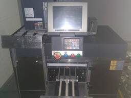 Весовой этикетировщик-упаковщик DIGI-4600 CPR (Япония)