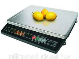 Весы торговые электронные