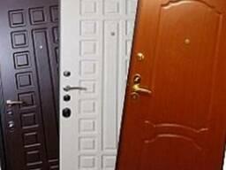 Входные металлические двери в Могилеве.
