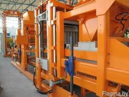 Вибропресс по производству блоков Sumab R-1500