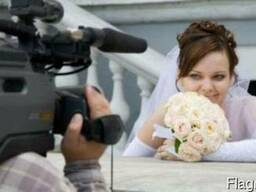 Видеооператор. На свадьбу. Праздник.
