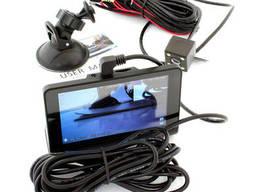 Видеорегистратор с 3-мя камерами Video CarDVR Full HD 1080P