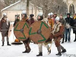 Викинги. Викинги на праздник и корпоратив.