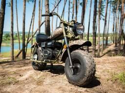 Внедорожный мотоцикл Linhai MB200