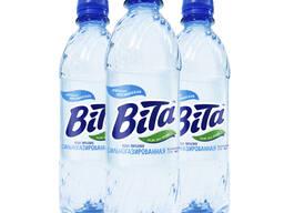 """Вода питьевая газированная """"ВІТА"""" 0,5л"""