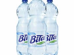 """Вода питьевая газированная """"ВІТА"""" 1,5л"""