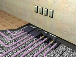 Водно-электрический теплый пол Daewoo Enertec XL PIPE DW-015