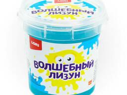 """Волшебный лизун """"Голубой с ароматом тутти-фрутти"""", 150мл."""