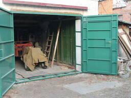 Ворота гаражные - фото 2