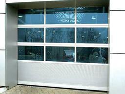 Ворота гаражные промышленные