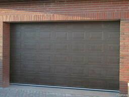 Ворота гаражные промышленные - фото 3