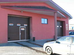 Ворота гаражные промышленные - фото 4