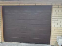 Ворота гаражные секционные подъемные. Рассрочка (0%) - photo 3