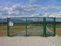 Ворота и калитки с бесплатной доставкой по РБ