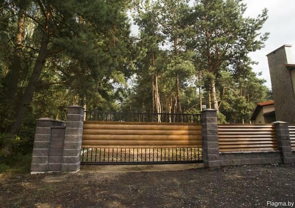 Ворота и прочие ограждения любого вида