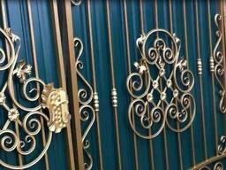 Ворота красивые, кованые в Молодечно