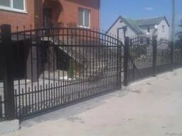 Забор в Кобрине, Берёзе, Дрогичине