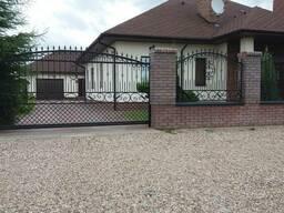 Ворота,заборы, калитки.