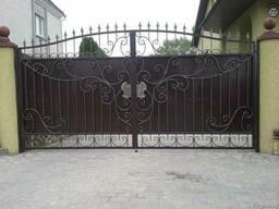 Ворота, заборы, калитки - фото 3
