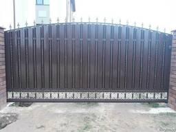 Ворота, заборы, калитки - фото 7