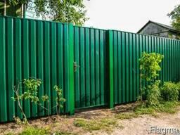 Ворота, заборы, калитки из любого материала. Минская область