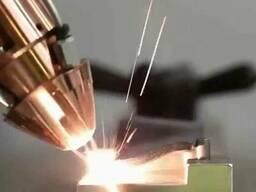 Восстановление ножей дробилки наплавкой