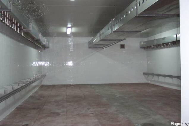 Воздуховоды из нержавеющей стали для климатической камеры